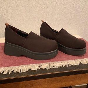 Steve Madden Slurpee 90s Platform Shoes
